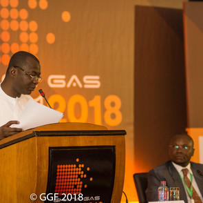 GGF2018 Energy Minister's Session