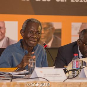 GGF2018 Chairman