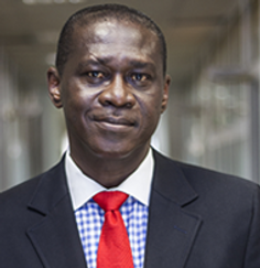 Dr. Alfred Ofosu Ahenkora, Executive Secretary of the Energy Commission