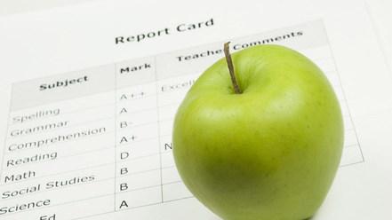 Parental Involvement Report Card