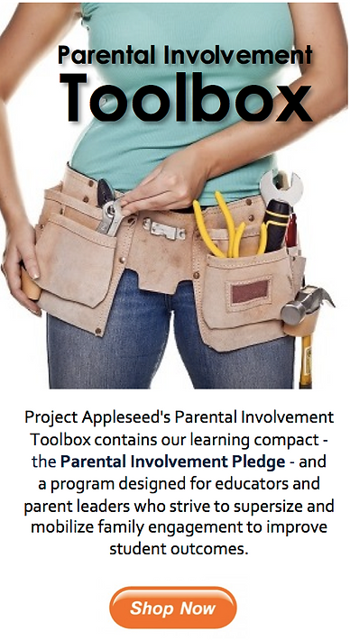 Project Apleseed testing parents