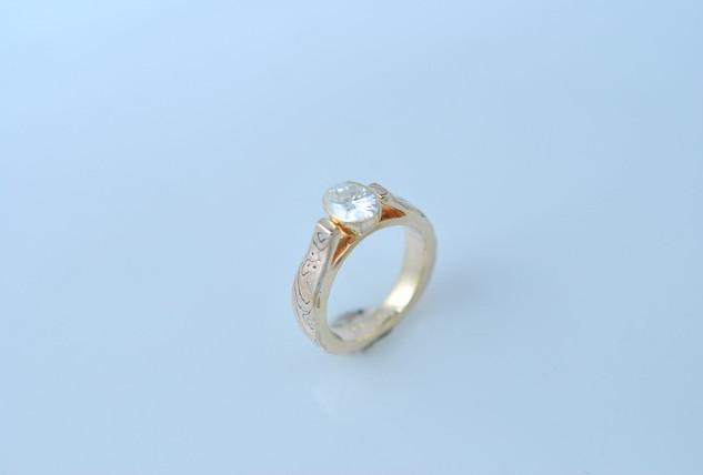 Elodie Wedding Ring