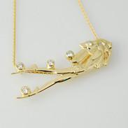 Scuba Diver Necklace