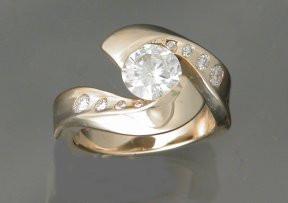 Ciara Wedding Ring