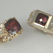 Seraphina Ring Set
