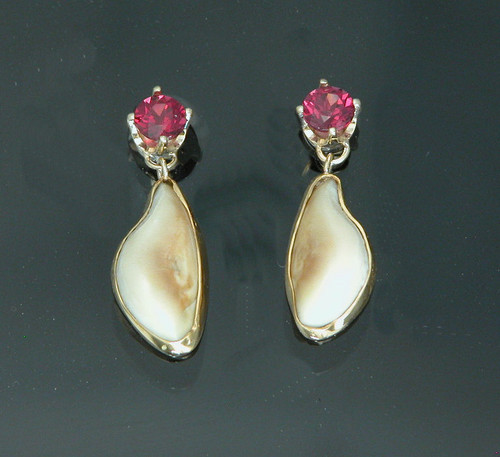 Clio Tourmaline Earrings