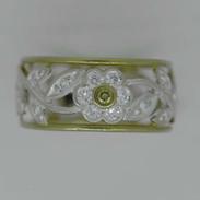 La Floraison Ring