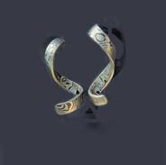 Maya 22kt Earrings