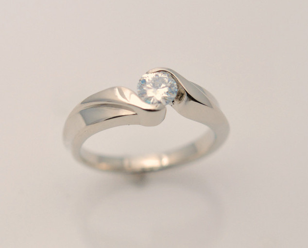 Delaney Wedding Ring