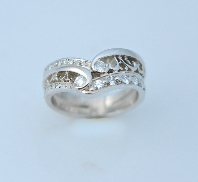 Brie Wedding Ring