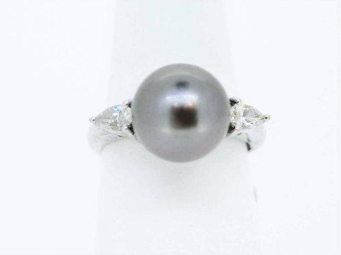 Tahitian South Sea Pearl Ring
