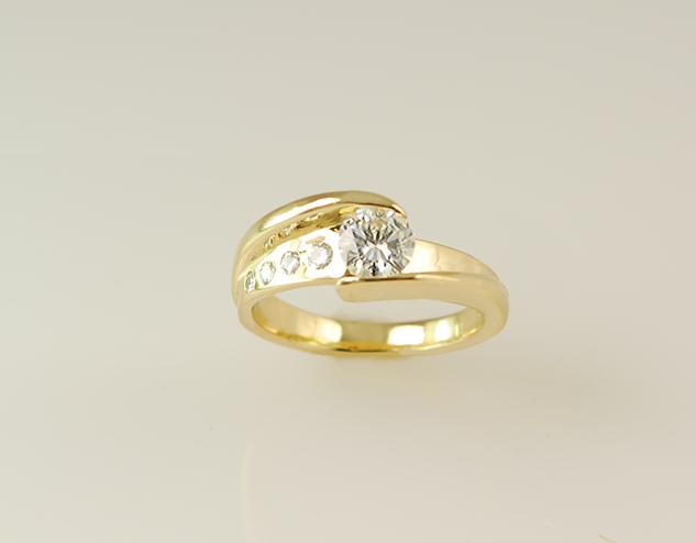 Layne Wedding Ring