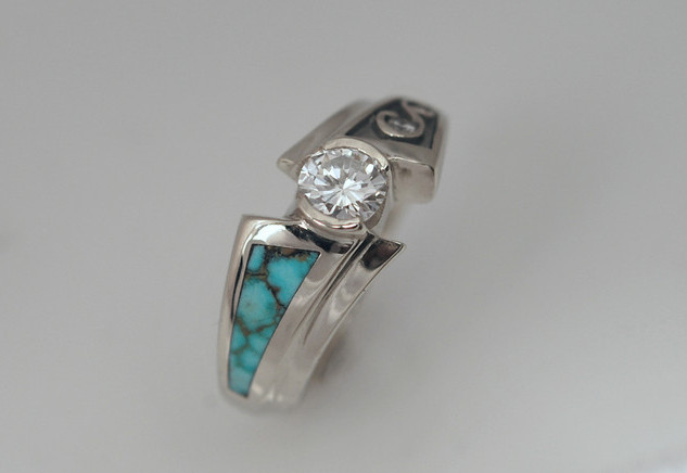 Abbie Turquoise Ring