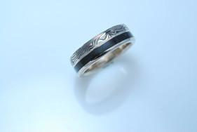 Keith Inlay Ring