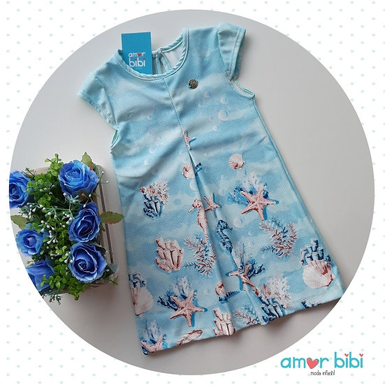 Vestido Tamanho 1 - 2 - 3