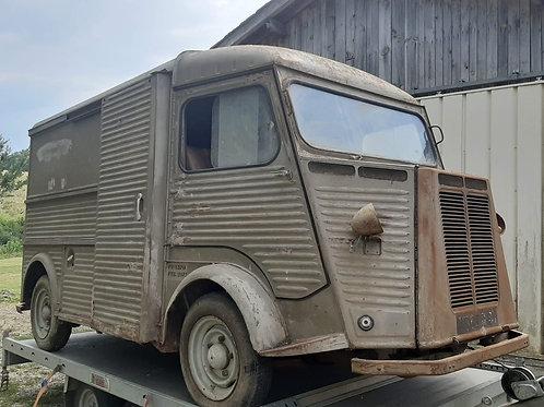 Citroën HY - 1967