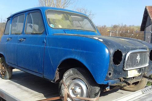 Renault 4 - 1965