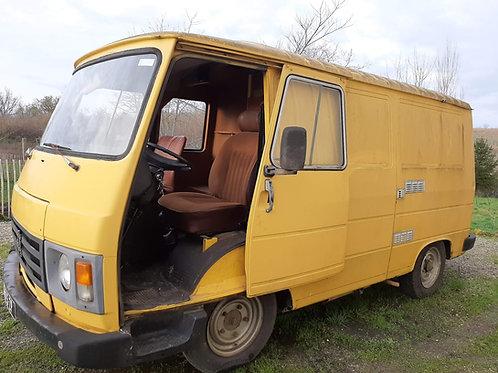 Peugeot J9 diesel - 1981