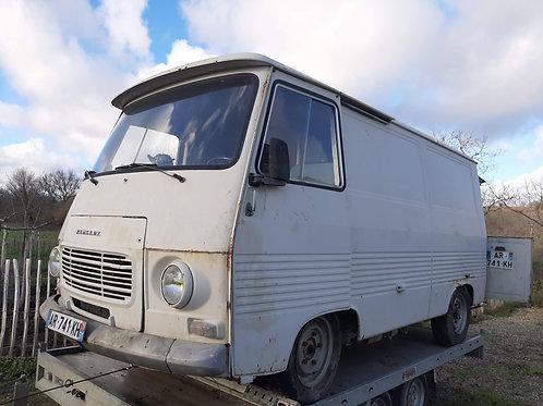 Peugeot J7 diesel - 1974