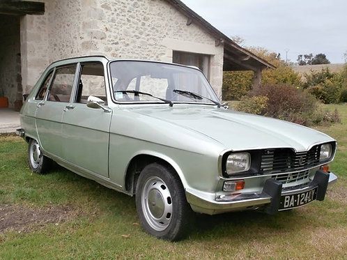Renault 16 - 1980