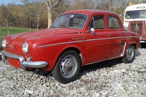 Renault Ondine GORDINI - 1961
