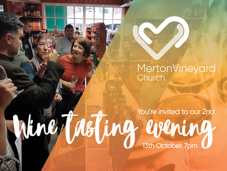 You're invited to join us on our 2nd wine tasting evening.