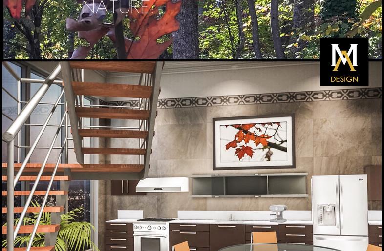 kitchen + nature