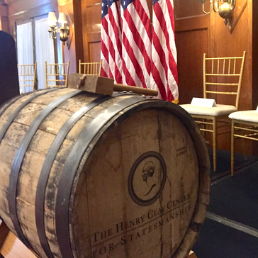 Henry Clay's Bourbon Barrel of Compromise