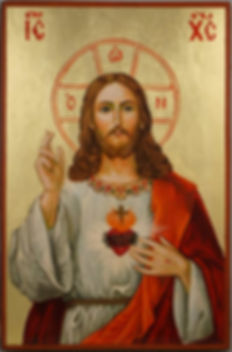 Jesus-Christ-Sacred-Heart-Hand-Painted-R
