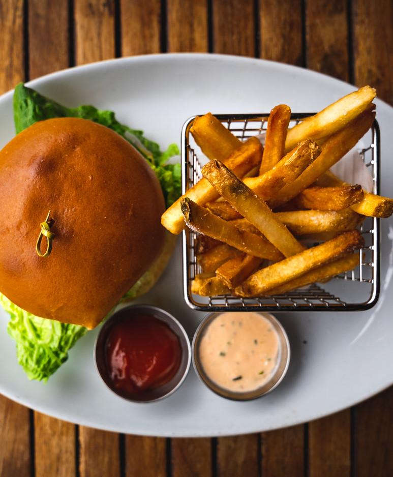 STK Burger at Disney Springs