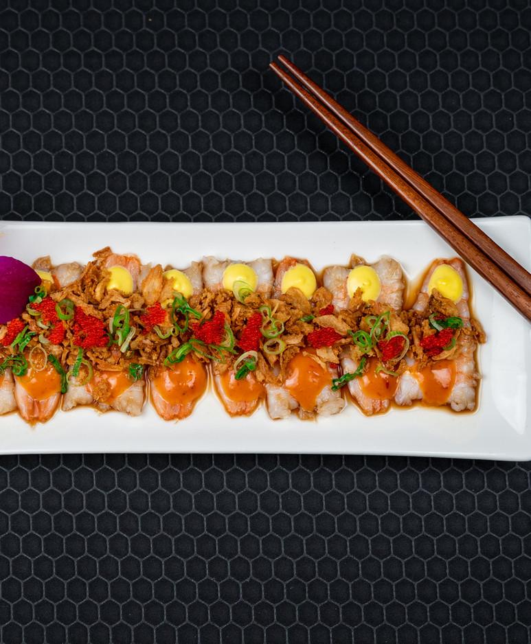 Tiraditos by Lon Sushi