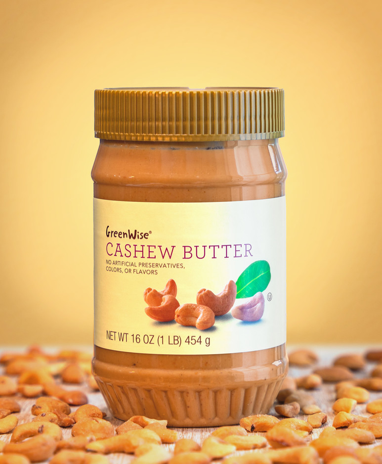 Cashew Butter Creative Photography