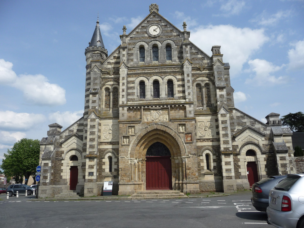 Kirche Saint Pierre