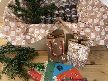 Weihnachtsgrüße der Conrad-Weiser-Schule