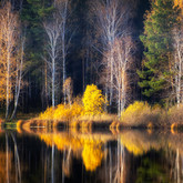 Ural autumn