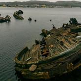 Teriberka ship graveyard