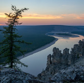 River Olenyok