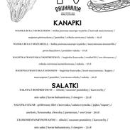 Kanapki i sałatki