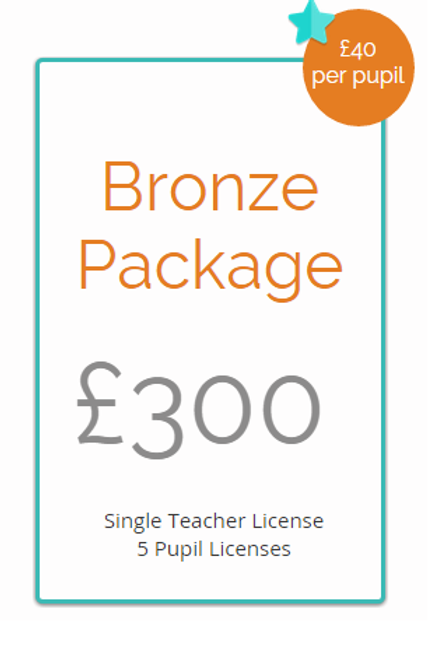 Bronze School Package