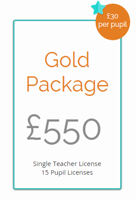 Gold School Package