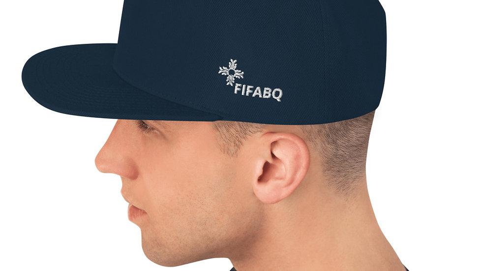 Snapback Hat - Left Side Logo