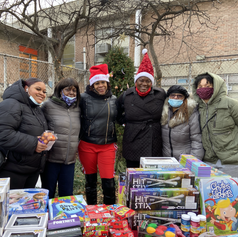 2020 Toy Distribution at Mott Haven