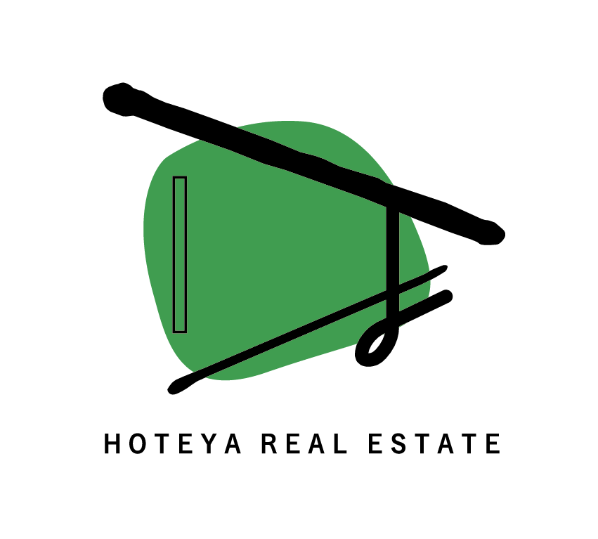 ホテヤ不動産 ロゴ