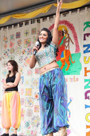 Ilkeston Record Breaking Bollywood Dance
