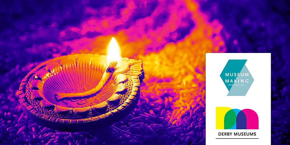 Diwali Clay Lamp (Diya) Workshop