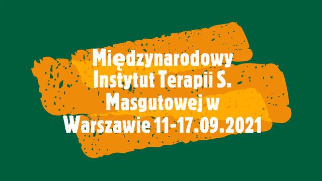 Wróciliśmy z Warszawy z terapii dr Masgutowej