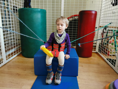 Turnus rehabilitacyjny Ignasia - luty 2021