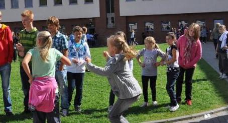 Podziękowanie dla Zespolu Szkół nr 7 w Chojnicach