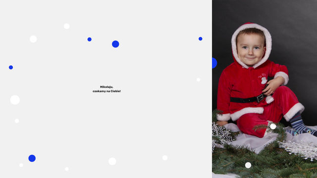 Mikołaju , Mikołaju gdzie jesteś?