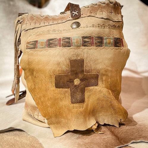 Zona Navajo Weekend Tote One of a Kind